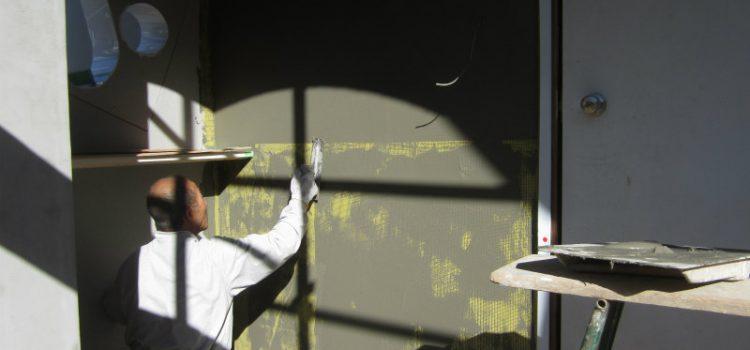 Sto塗り壁工法